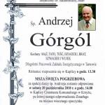 śp. Górgól Andrzej