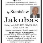 śp. Jakubas Stanisław