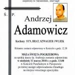 ADAMOWICZ ANDRZEJ