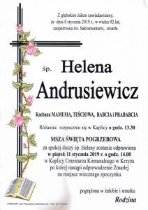 ANDRUSIEWICZ HELENA