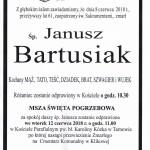 BARTUSIAK JANUSZ