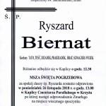 BIERNAT rYSZARD