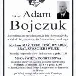 BOJCZUK ADAM
