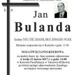 BULANDA JAN