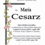 CESARZ MARIA