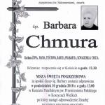 CHMURA BARBARA
