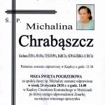 CHRABĄSZCZ MICHALINA