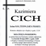 CICH KAZIMIERA