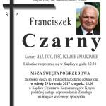CZARNY FRANCISZEK