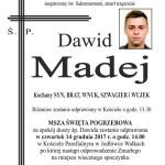 DAWID MADEJ