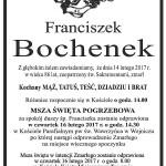 FRANCISZE BOCHENEK