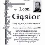 GĄSIOR LEON