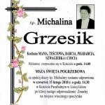 GRZESIK MICHALINA