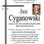 JAN CYGANOWSKI