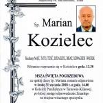 KOZIELEC MARIAN