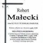 MAŁECKI ROBERT