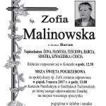 MALINOWSKA ZOFIA