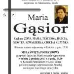 MARIA GĄSIOR 1