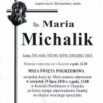 MICHALIK MARIA