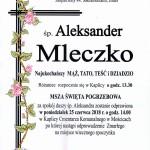 MLECZKO ALEKSANDER