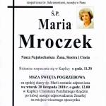 MROCZEK MARIA
