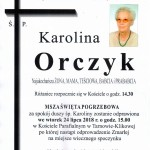 ORCZYK KAROLINA