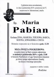 PABIAN MARIA