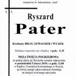 PATER RYSZARD