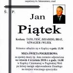PIATEK JAN