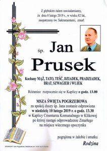 PRUSEK JAN