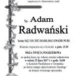 RADWANSKI ADAM