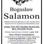 SALAMON BOGUSŁAW