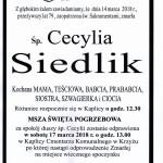 SIEDLIK CECYLIA