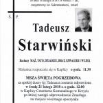 STARWINSKI TADEUSZ