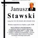 STAWSKI JANUSZ