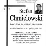 STEFAN CHMIELOWSKI