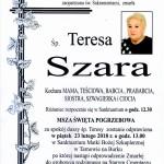 SZARA TERESA