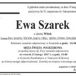 SZAREK EWA