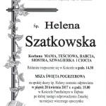 SZATKOWSKA HELENA