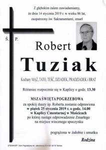TUZIAK ROBERT