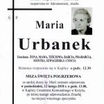 URBANEK MARIA