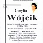 WÓJCIK CECYLIA