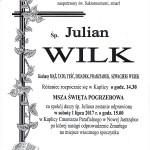 WILK JULIAN