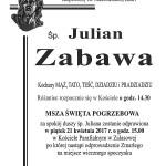 ZABAWA JULIAN