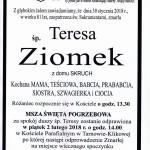 ZIOMEK TERESA