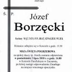 borzęcki józef