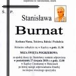 burnat stanisława