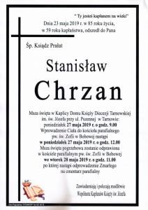 chrzan stanisław