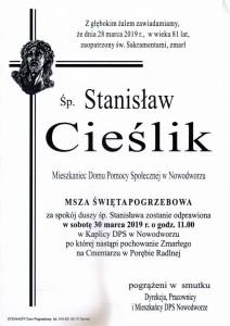 cieslik stanisław