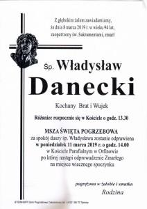 danecki władysław
